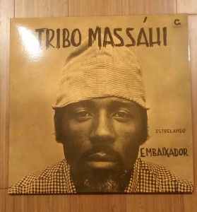 Tribo Massahi lead singer Embaixador
