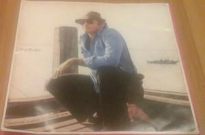 Mestre Cupijo chillin on the docks